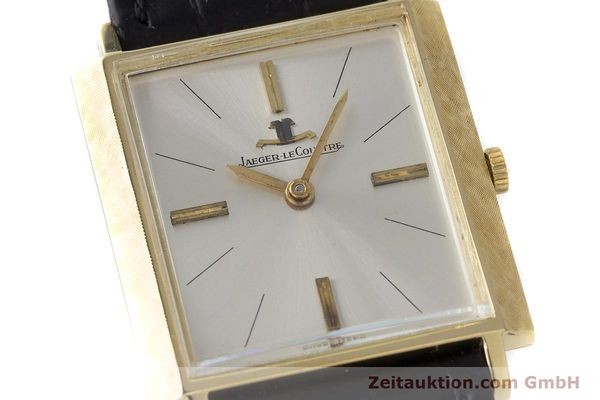 Used luxury watch Jaeger Le Coultre * 18 ct gold manual winding Kal. K818C Ref. 1932  | 161534 02