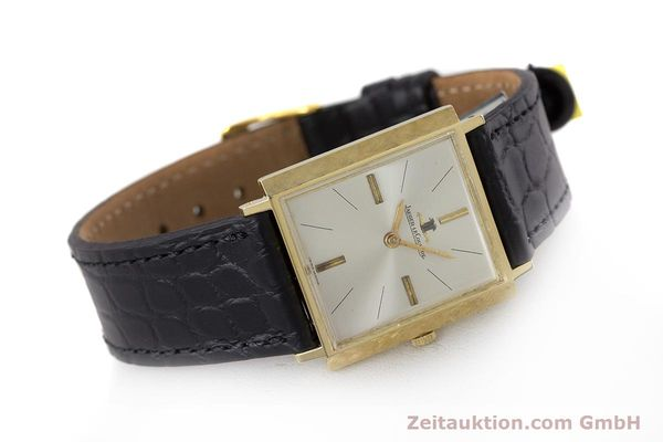 Used luxury watch Jaeger Le Coultre * 18 ct gold manual winding Kal. K818C Ref. 1932  | 161534 03