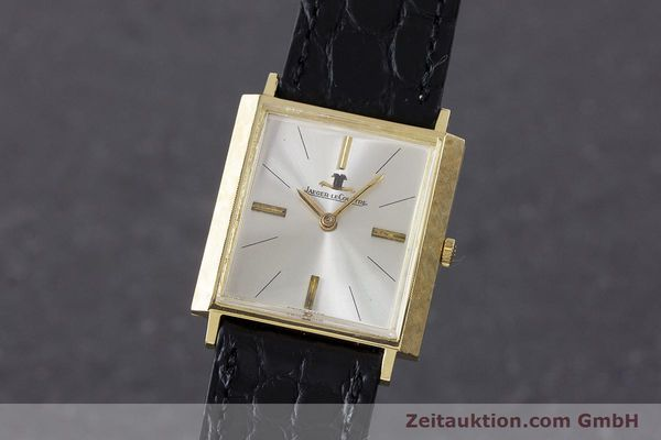 Used luxury watch Jaeger Le Coultre * 18 ct gold manual winding Kal. K818C Ref. 1932  | 161534 04
