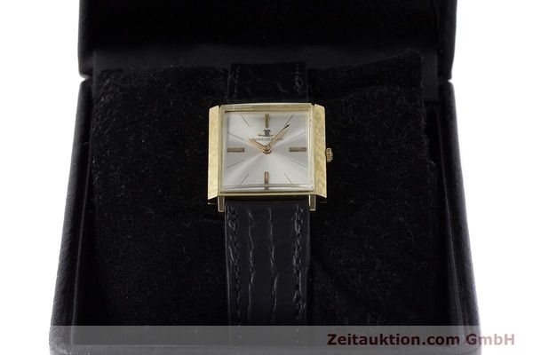 Used luxury watch Jaeger Le Coultre * 18 ct gold manual winding Kal. K818C Ref. 1932  | 161534 07