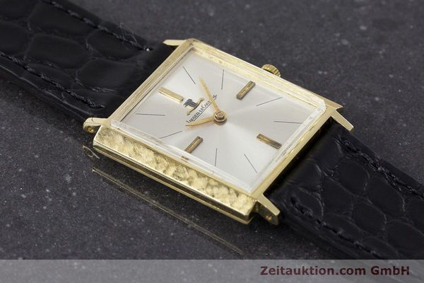 Used luxury watch Jaeger Le Coultre * 18 ct gold manual winding Kal. K818C Ref. 1932  | 161534 13