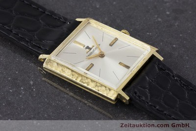 JAEGER LE COULTRE 18 CT GOLD MANUAL WINDING KAL. K818C [161534]