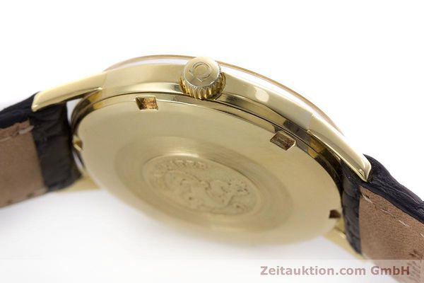 Used luxury watch Omega Seamaster 18 ct gold automatic Kal. 552 Ref. 165.001 VINTAGE  | 161535 11