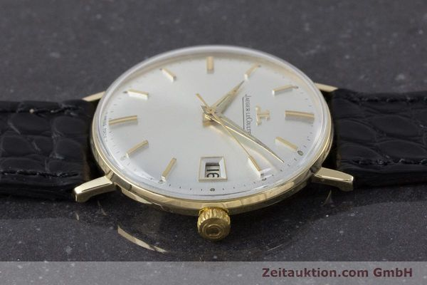 Used luxury watch Jaeger Le Coultre * 18 ct gold manual winding Kal. 886 Ref. E21004 VINTAGE  | 161539 05