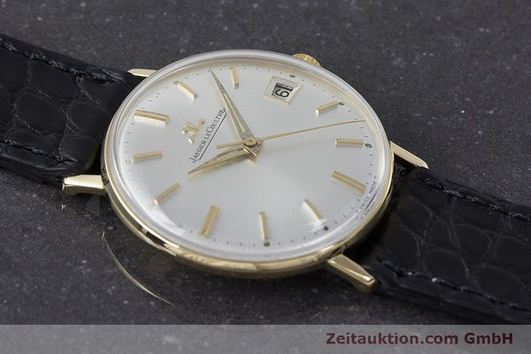 Used luxury watch Jaeger Le Coultre * 18 ct gold manual winding Kal. 886 Ref. E21004 VINTAGE  | 161539 12
