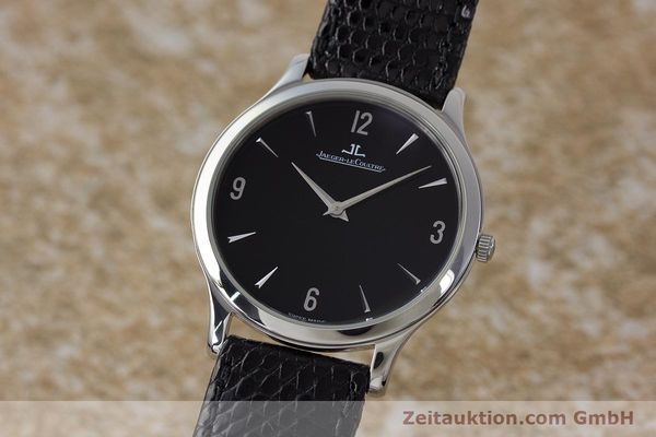JAEGER LE COULTRE MASTER ULTRA THIN ACERO CUERDA MANUAL KAL. 849 LP: 6500EUR  [161541]