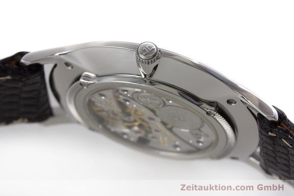 Used luxury watch Jaeger Le Coultre Master Ultra Thin steel manual winding Kal. 849 Ref. 145.8.79S  | 161541 08