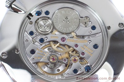 JAEGER LE COULTRE MASTER ULTRA THIN STEEL MANUAL WINDING KAL. 849 LP: 6500EUR [161541]