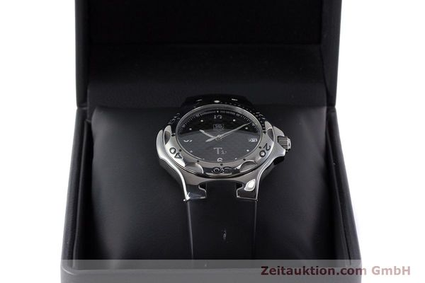 Used luxury watch Tag Heuer Kirium titanium quartz Kal. ETA 251.251 Ref. WL1180  | 161556 07