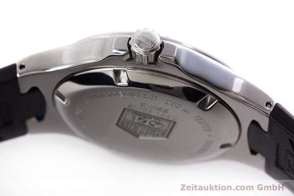 Used luxury watch Tag Heuer Kirium titanium quartz Kal. ETA 251.251 Ref. WL1180  | 161556 08