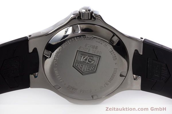 Used luxury watch Tag Heuer Kirium titanium quartz Kal. ETA 251.251 Ref. WL1180  | 161556 09