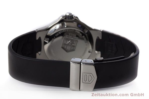 Used luxury watch Tag Heuer Kirium titanium quartz Kal. ETA 251.251 Ref. WL1180  | 161556 10