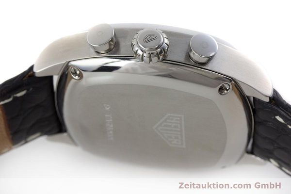 Used luxury watch Tag Heuer Monza chronograph steel automatic Kal. ETA 2894-2 Ref. CR2111  | 161557 08
