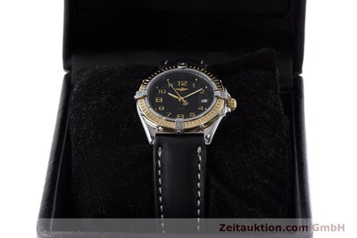 BREITLING WINGS STEEL / GOLD QUARTZ KAL. B67 ETA 956.612 LP: 2910EUR [161558]