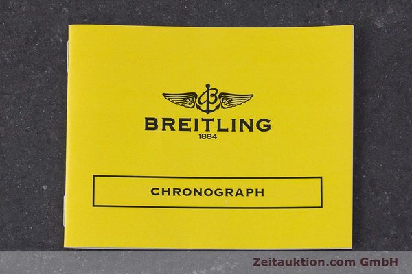 Used luxury watch Breitling Chronomat chronograph steel / gold automatic Kal. B13 ETA 7750 Ref. D13352  | 161560 11