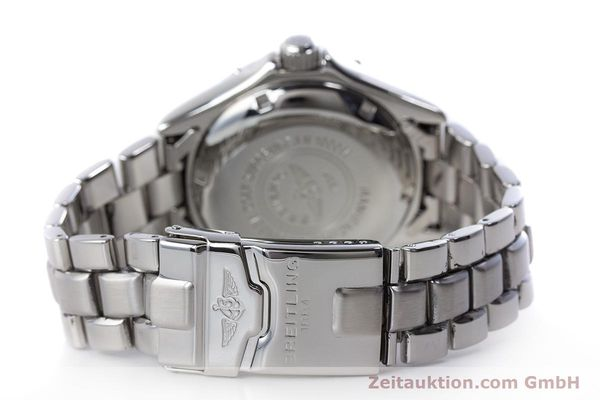 Used luxury watch Breitling Superocean steel automatic Kal. B17 ETA 2824-2 Ref. A17040  | 161571 11