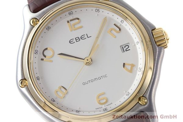 Used luxury watch Ebel 1911 steel / gold automatic Kal. 90 Ref. E1080241  | 161572 02