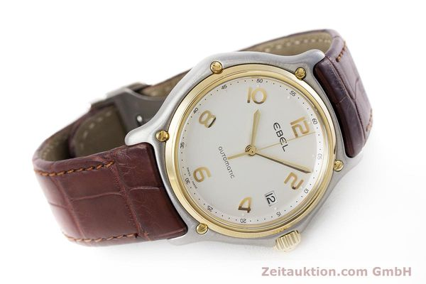 Used luxury watch Ebel 1911 steel / gold automatic Kal. 90 Ref. E1080241  | 161572 03