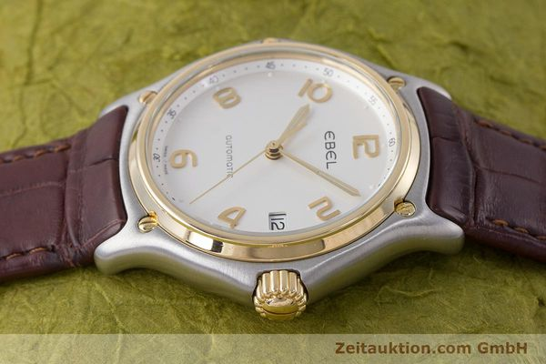 Used luxury watch Ebel 1911 steel / gold automatic Kal. 90 Ref. E1080241  | 161572 05