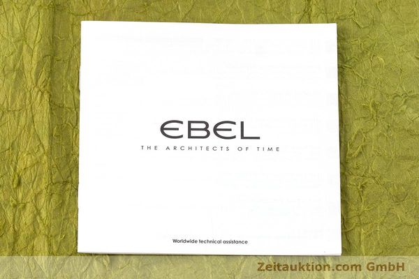 Used luxury watch Ebel 1911 steel / gold automatic Kal. 90 Ref. E1080241  | 161572 11