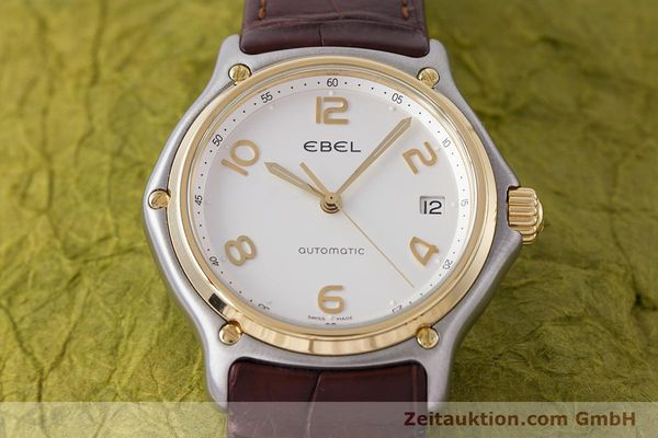 Used luxury watch Ebel 1911 steel / gold automatic Kal. 90 Ref. E1080241  | 161572 15