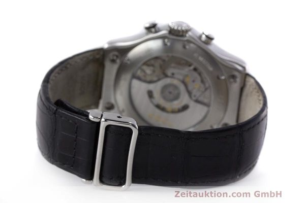 Used luxury watch Ebel 1911 chronograph steel automatic Kal. 137 Ref. E9137260  | 161577 11