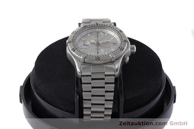 TAG HEUER AUTOMATIK CHRONOGRAPH PROFESSIONAL 760.306 STAHL VP: 3500,- EURO [161583]
