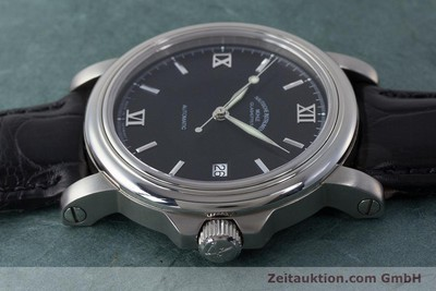 MÜHLE MERCURIUS STEEL AUTOMATIC KAL. SELLITA 200-1 LP: 835EUR [161588]