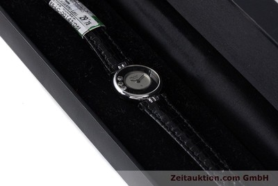 CHOPARD HAPPY DIAMONDS 18 CT WHITE GOLD QUARTZ KAL. ETA 101.001 [161590]