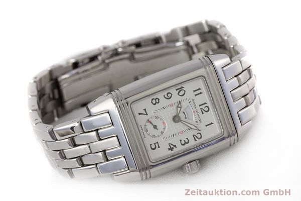 Used luxury watch Jaeger Le Coultre Reverso steel manual winding Ref. 296.8.74  | 161592 03
