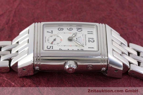 Used luxury watch Jaeger Le Coultre Reverso steel manual winding Ref. 296.8.74  | 161592 05