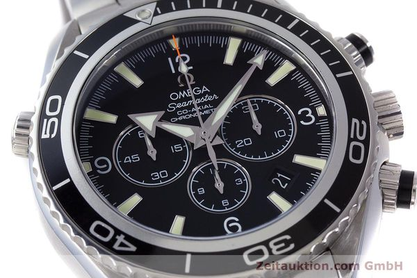 Used luxury watch Omega Seamaster chronograph steel automatic Kal. 3313B Ref. 22105000  | 161597 02