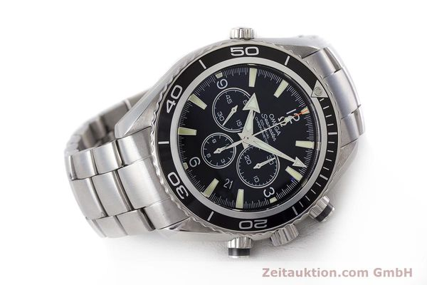 Used luxury watch Omega Seamaster chronograph steel automatic Kal. 3313B Ref. 22105000  | 161597 03