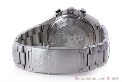 OMEGA SEAMASTER CHRONOGRAPH STEEL AUTOMATIC KAL. 3313B LP: 6500EUR [161597]