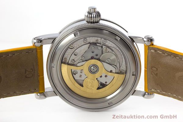 Used luxury watch Chronoswiss Chronoscope chronograph steel automatic Kal. 125 Ref. CH1523  | 161599 09