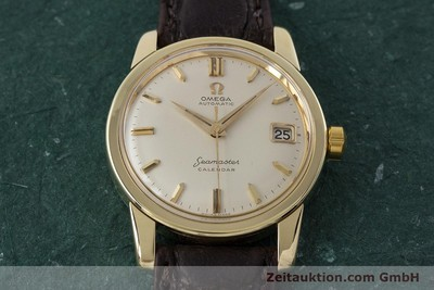 OMEGA SEAMASTER 14 CT YELLOW GOLD AUTOMATIC KAL. 503 VINTAGE [161601]
