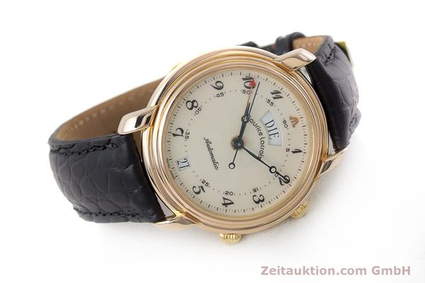 Used luxury watch Maurice Lacroix Reveil gold-plated automatic Kal. AS 5008 Ref. 2709  | 161607 03