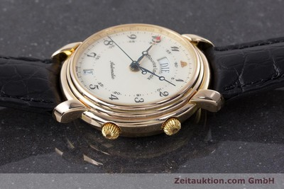 MAURICE LACROIX REVEIL GOLD-PLATED AUTOMATIC KAL. AS 5008 [161607]