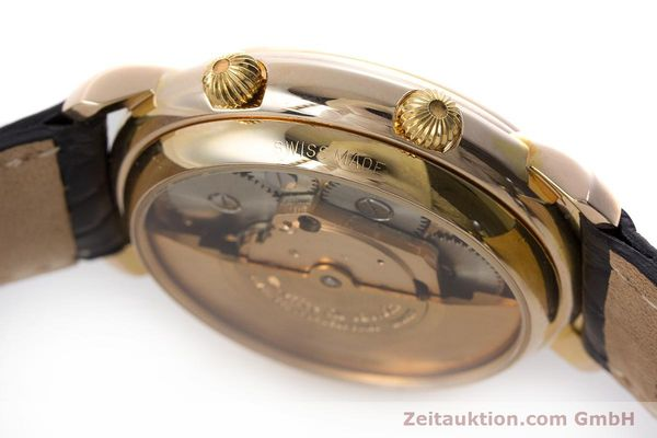 Used luxury watch Maurice Lacroix Reveil gold-plated automatic Kal. AS 5008 Ref. 2709  | 161607 08