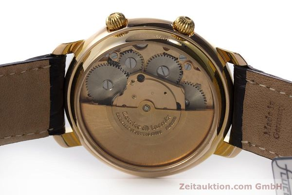 Used luxury watch Maurice Lacroix Reveil gold-plated automatic Kal. AS 5008 Ref. 2709  | 161607 09