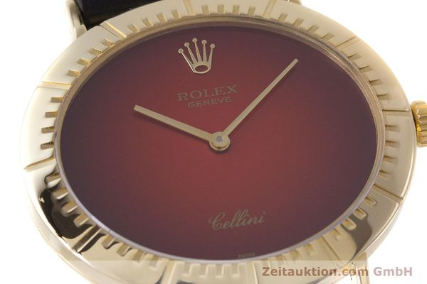 Used luxury watch Rolex Cellini 18 ct gold manual winding Kal. 1601 Ref. 4083  | 161619 02