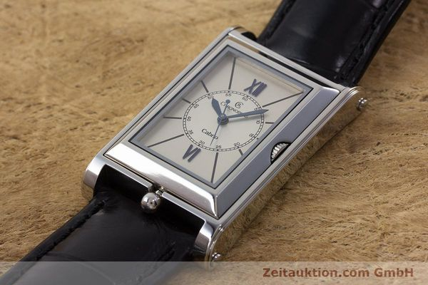 Used luxury watch Chronoswiss Cabrio steel automatic Kal. ETA 2671 Ref. CH2673  | 161628 01