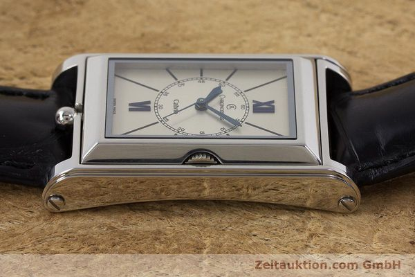 Used luxury watch Chronoswiss Cabrio steel automatic Kal. ETA 2671 Ref. CH2673  | 161628 05