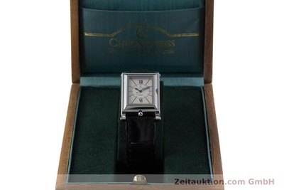CHRONOSWISS CABRIO STEEL AUTOMATIC KAL. ETA 2671 LP: 3450EUR [161628]