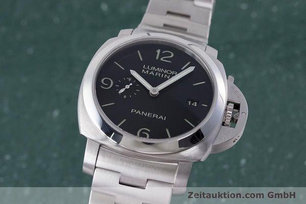 PANERAI LUMINOR MARINA ACIER AUTOMATIQUE KAL. P9000 LP: 7000EUR  [161637]