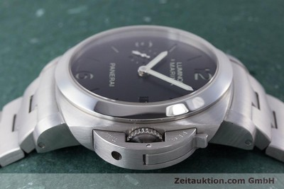 PANERAI LUMINOR MARINA STEEL AUTOMATIC KAL. P9000 LP: 7000EUR [161637]