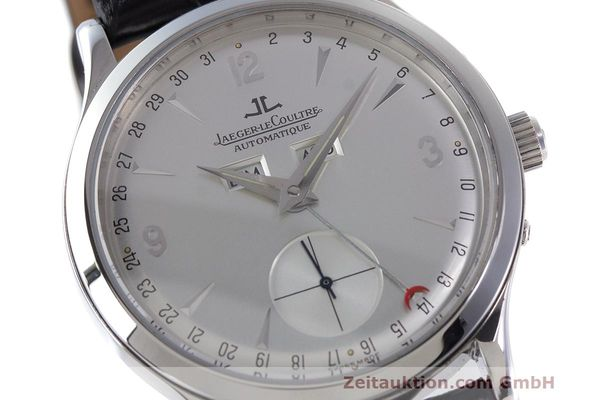 Used luxury watch Jaeger Le Coultre Master Control steel automatic Kal. 891/2/447 Ref. 140.8.87  | 161639 02