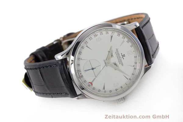 Used luxury watch Jaeger Le Coultre Master Control steel automatic Kal. 891/2/447 Ref. 140.8.87  | 161639 03