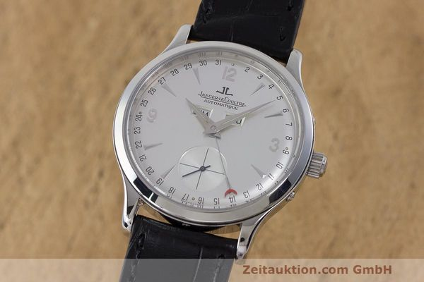 Used luxury watch Jaeger Le Coultre Master Control steel automatic Kal. 891/2/447 Ref. 140.8.87  | 161639 04