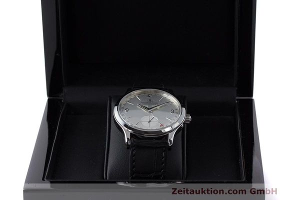 Used luxury watch Jaeger Le Coultre Master Control steel automatic Kal. 891/2/447 Ref. 140.8.87  | 161639 07